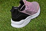 Модні дитячі кросівки на дівчинку Nike найк бузкові р31-36, копія, фото 4