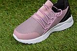 Модні дитячі кросівки на дівчинку Nike найк бузкові р31-36, копія, фото 7