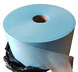 Спанбонд материал для масок одноразовых рулон 1.6 м х 1000 м, фото 2