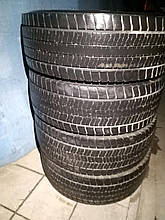 Грузовые шины б/у 265/70 R17.5 Goodyear, ТЯГА, комплект, 2016 г.