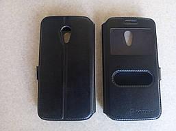 Чехол книжка для Motorola Moto G (2-е поколение)