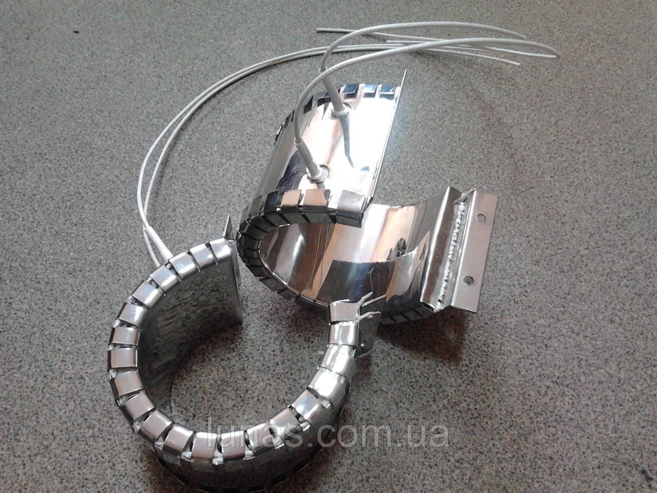 Плоские, хомутовые (кольцевые) электронагреватели