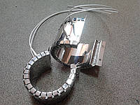 Плоские, хомутовые (кольцевые) электронагреватели, фото 1
