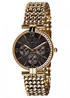 Женские наручные часы Guardo P11378m GB Золотистый, КОД: 1548554