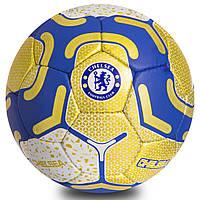 М'яч футбольний №5 Гриппи 5сл. CHELSEA, фото 1