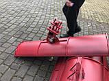 Лопата-відвал для мотоблоки Воздушка 1200мм, фото 2