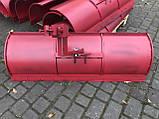 Лопата-відвал для мотоблоки Воздушка 1200мм, фото 3