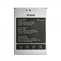 Аккумулятор Bravis A553 Discovery, S-tell M555, Umi Rome X 2800 мА*ч (T10547)