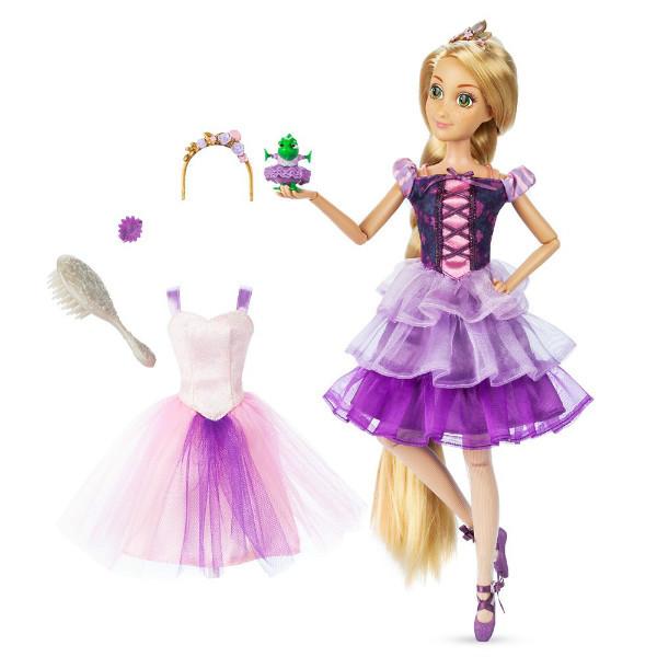 Disney Классическая кукла принцесса Рапунцель балерина 2020 Rapunzel Ballet Doll
