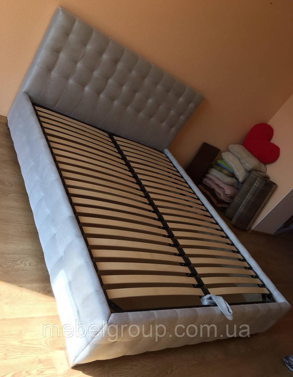 Кровать Еванс 160*200 с механизмом