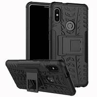 """Защитный чехол-бампер Xiaomi Redmi 7 """"Броня"""""""