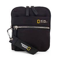 Мужская сумка National Geographic Research Черный (N16181;06)