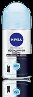 Дезодорант-антиперспирант Nivea Pure Невидимая защита шариковый 50мл