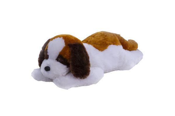 Мягкая игрушка Собака Сербернар 00375