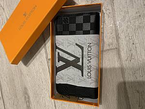 Кошелек портмоне Louis Vuitton CLEMENCE (реплика) black