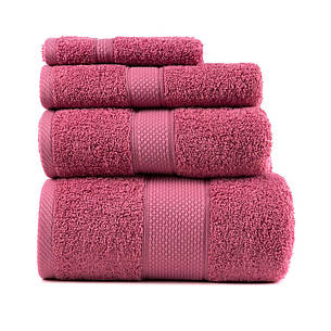 Полотенце для тела Arya Miranda Soft 70*140 см махровое банное сухая роза арт.TR1002479, фото 2