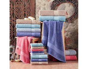 Полотенце для тела Arya Miranda Soft 70*140 см махровое банное мятное арт.TR1002479, фото 2