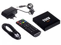 Медиаплеер приставка Android TV Box Smart TV T96V 2gb16gb S905W