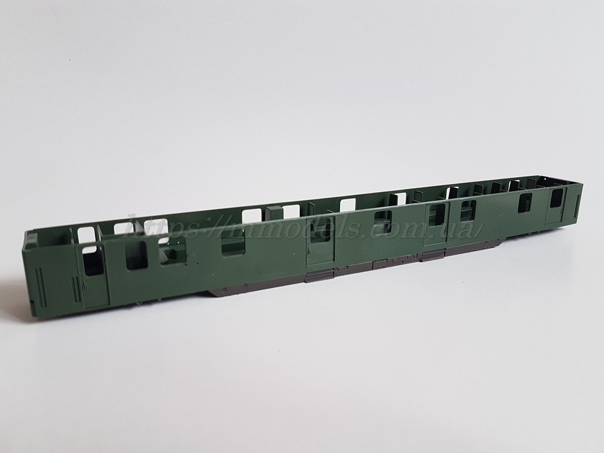 Piko 53380 запасная часть - модель кузова пасс. вагона, масштаба H0, 1:87