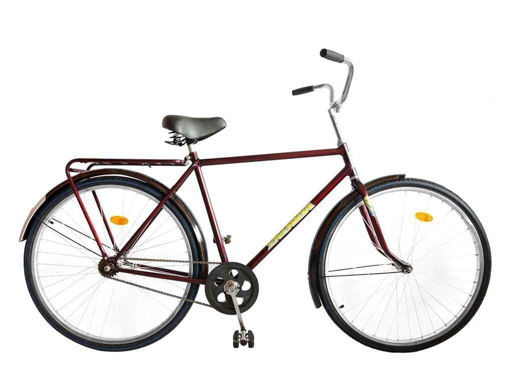 Велосипед дорожній закр.рама 28 Україна 33 лак.вишн. 111-461-02 ТМХВЗ