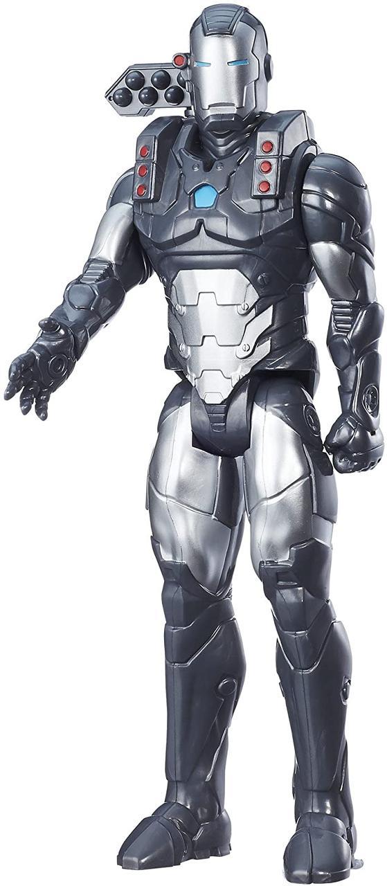 Игрушка-фигурка Hasbro, Воитель, Марвел, 30 см - War Machine, Marvel, Titan Hero Series