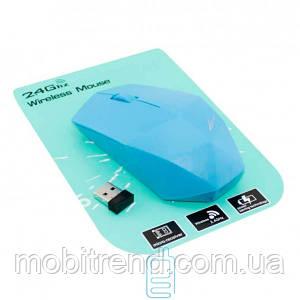 Мышь беспроводная Active A210 (RF-6370) голубая