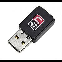 USB Wi-Fi сетевой адаптер Wi Fi 802.11n + диск (без антенны)