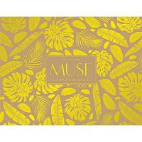 Блок альбом для эскизов А4+ 40л на склейке Sketch MUSE PB-GB-040-024