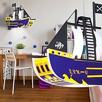 """Подвесной светильник для детской комнаты Globo """"Пиратская шхуна"""""""