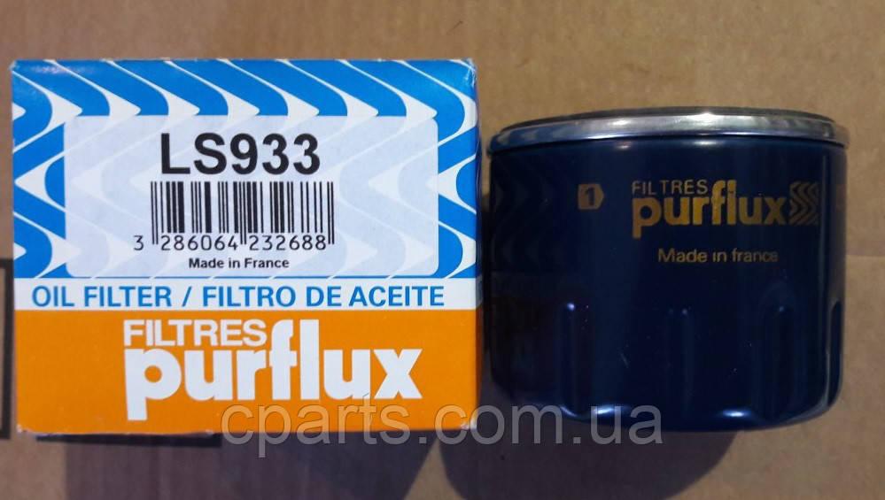 Масляный фильтр Renault Sandero 1.5 DCI (Purflux LS933)(высокое качество)