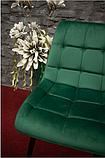 Стул обеденный Chic Velvet ( Чик Вельвет) зелёный, фото 3