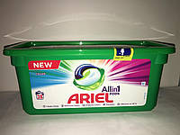 Гелеві капсули Ariel Pods 3in1 Color 28 прань