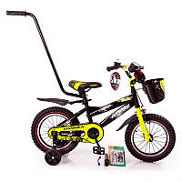 """Детский двухколесный велосипед колеса 14 дюймов """"HAMMER-14"""" S600"""