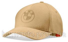 Бейсболка BMW Logo Cap, Unisex, Sand