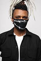 "Защитная тканевая маска для лица ""Проволка"", фото 1"