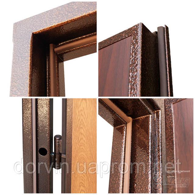 металлические двери под заказ тучково