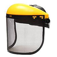 Защитная маска для мотокосы (сетка)