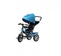 ⏩ Велосипед детский трехколесный Super Trike TR16010 голубой