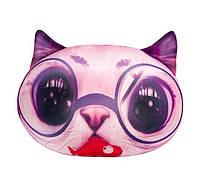 Антистрессовая игрушка Dankotoys SOFT TOYS - Розовый кот DT-ST-01-03 (34978) КОД: 34978