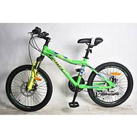 Велосипед детский двухколесный PROFI 20 дюймов G20SWIFT A20.1 салатовый