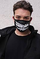"""Защитная тканевая маска для лица """"Джокер"""", фото 1"""