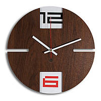 Настенные часы Декор Карпаты Loft Черный (UGT006B) КОД: UGT006B
