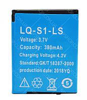Аккумуляторная батарея LQ-S1-LS для смарт часов DZ09 / A1 / V8 / X6 /GT 08 и других (6941)