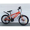 """Детский велосипед ТopRider 20 дюймов """"509"""", красный"""