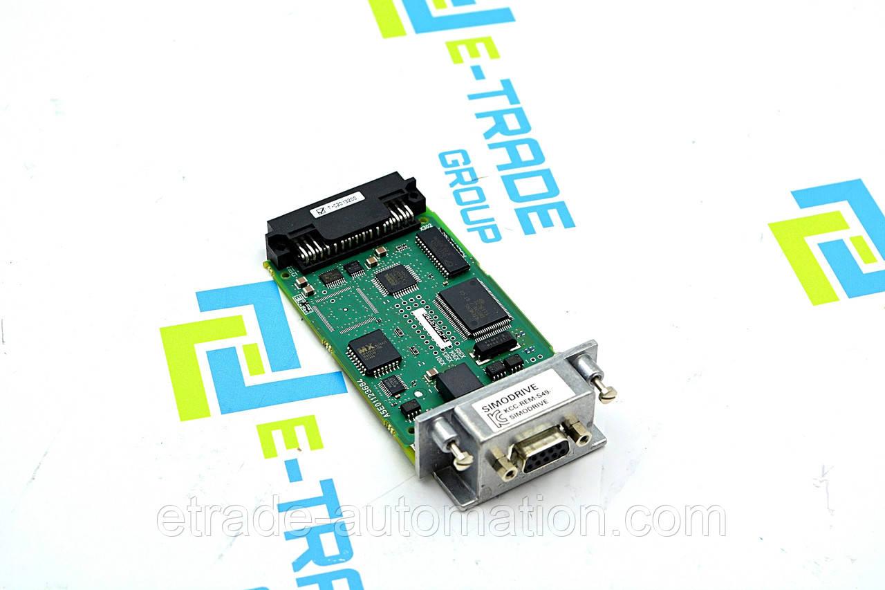 Плата Siemens 6SN1114-0NB00-0AA2