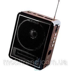 Радиоприемник GOLON NS-083U-M коричнево-черный