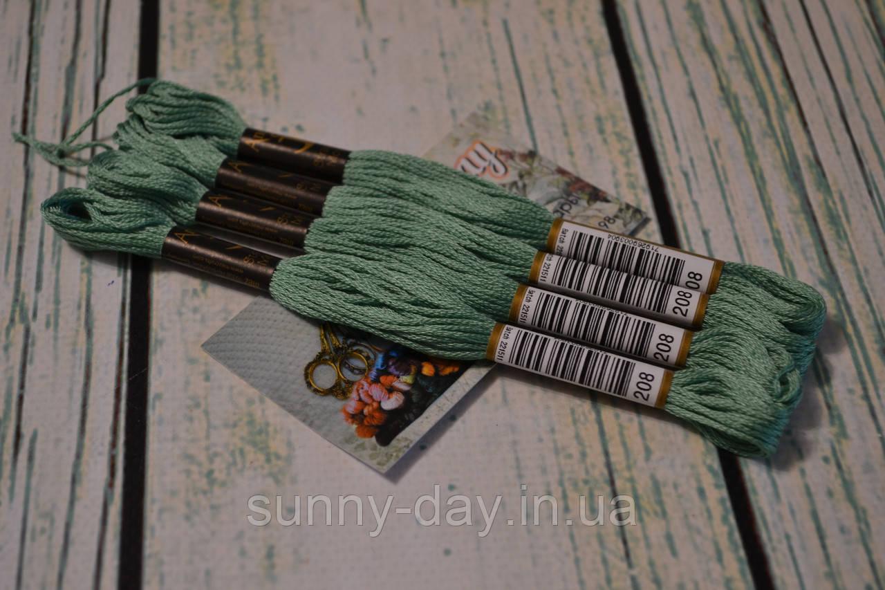 Мулине Anchor, цвет 0208