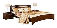 Кровать из натурального дерева (бук) Венеция-люкс, фото 1
