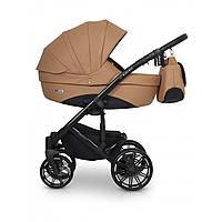 Детская универсальная коляска 2 в 1 Riko Sigma 03 Caramel