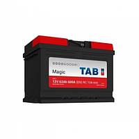 Автомобильный аккумулятор TAB 6СТ-62 Magic